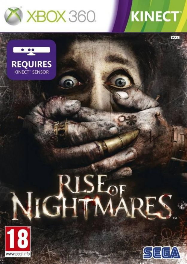 Игра Rise of Nightmares (Xbox 360)