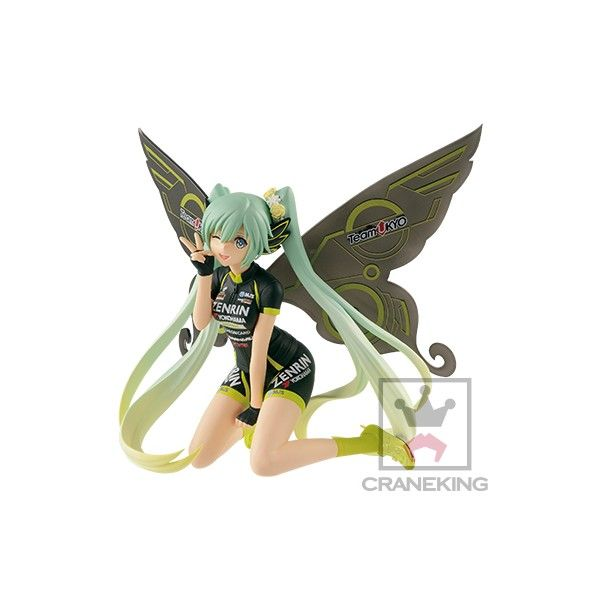 Фигурка Racing Miku 2017 TeamUkyo Support Ver.