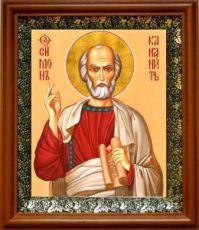 Симон Кананит (Зилот) (19х22), светлый киот