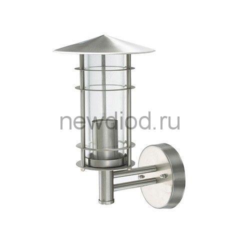 Садово-Парковый Светильник HL215 60Вт E27 220-240V Сталь