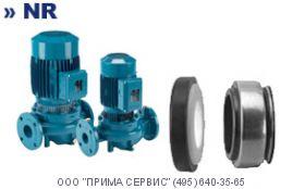 16001840000  Торцевое уплотнение NR50A , NR50C/2
