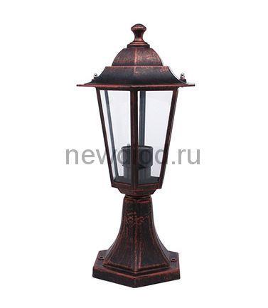 Садово-Парковый Светильник HL271 60Вт Медь E27 220-240V
