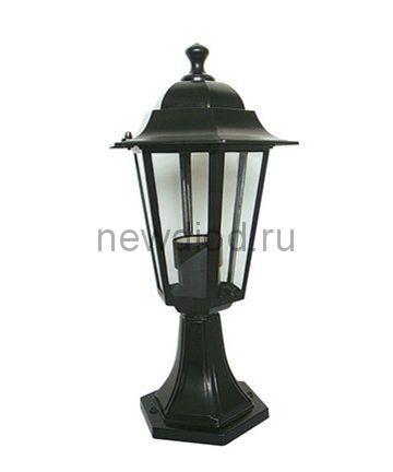 Садово-Парковый Светильник HL271 60Вт Черный E27 220-240V