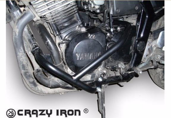 [CRAZY IRON] Дуги для Yamaha FZ400 1997-1999