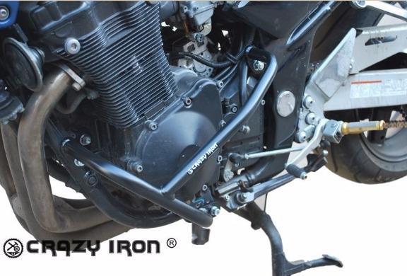 [CRAZY IRON] Дуги для Suzuki GSF1200 Bandit 2001-2005