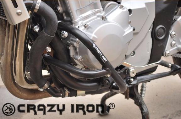 [CRAZY IRON] Дуги для Suzuki GSF1250 Bandit 2007-2014