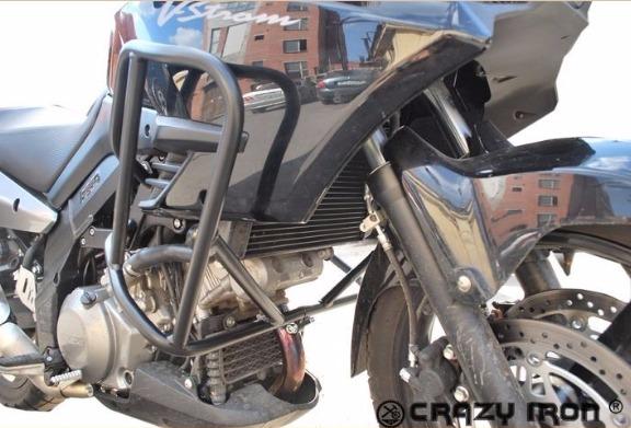 [CRAZY IRON] Дуги для Suzuki DL1000 V-Strom 2002-2010