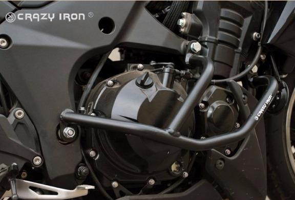[CRAZY IRON] Дуги для Kawasaki Z1000 2010-2013