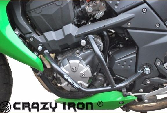 [CRAZY IRON] Дуги для Kawasaki Z1000 2007-2009