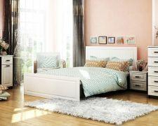 Прага кровать двуспальная