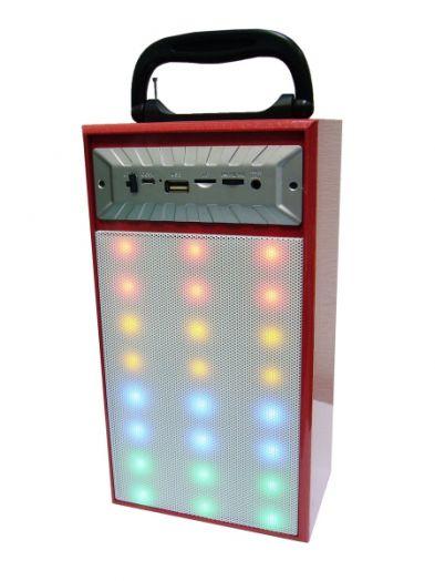 Колонка портативная c BLUETOOTH MP3 Орбита KTS-825B