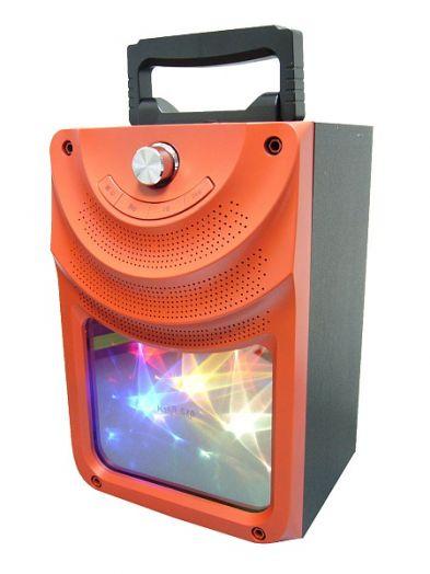 Колонка портативная с BLUETOOTH MP3 Орбита KTS-870 **