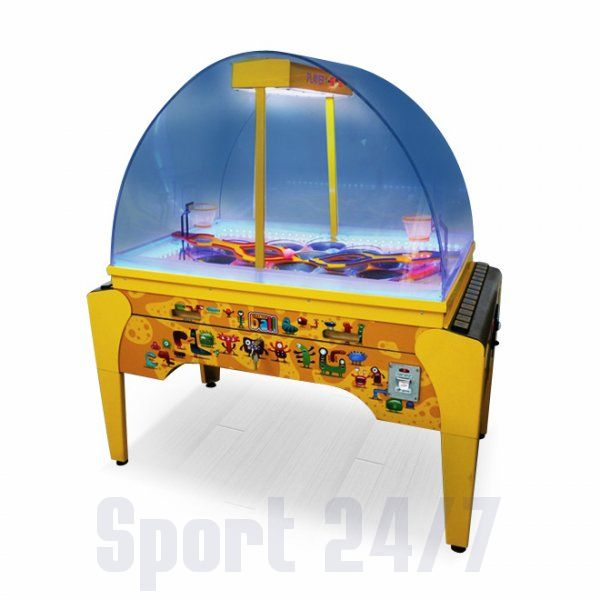 "Интерактивный автомат баскетбол ""Bacterball"" 145 x 80 x 160 cm,"