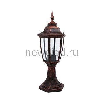 Садово-Парковый Светильник HL276 60Вт Медь E27 220-240V