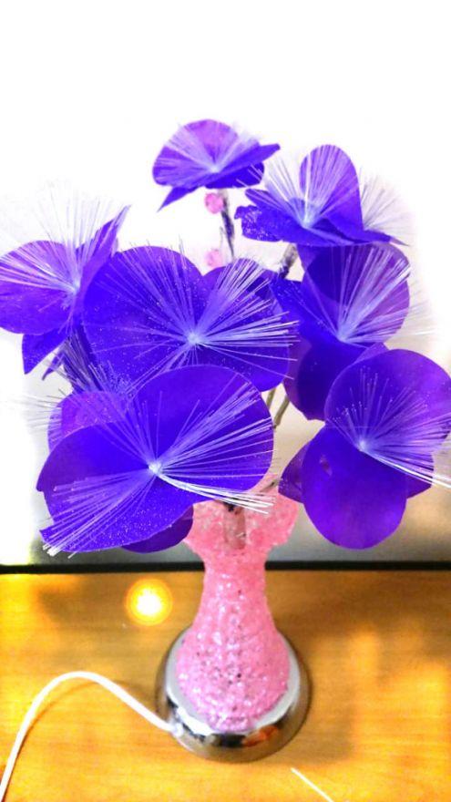 Светодиодные светильники Цветы в вазе