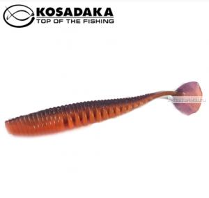 Виброхвост Kosadaka Awaruna 100, 5шт., цвет VF AWA-100-VF