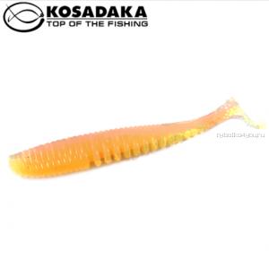 Виброхвост Kosadaka Awaruna 75, 10шт., цвет PCH AWA-075-PCH