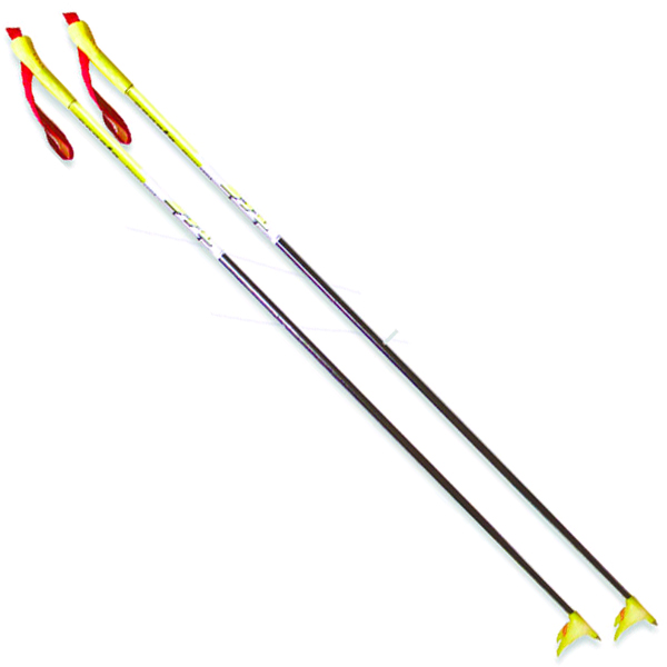 Палки лыжные (110) стекловолокно