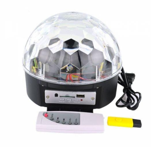 Диско шар MP3 Огонёк MP-381