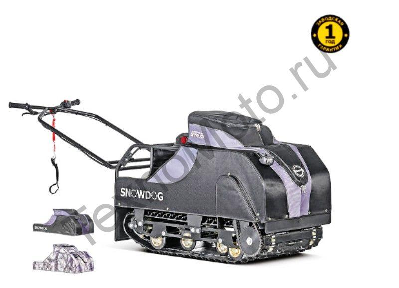 Мотобуксировщик SnowDog Compact C-R9M-WR