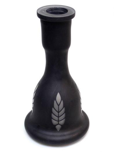 Колба для кальяна 50Clouds колокол черная