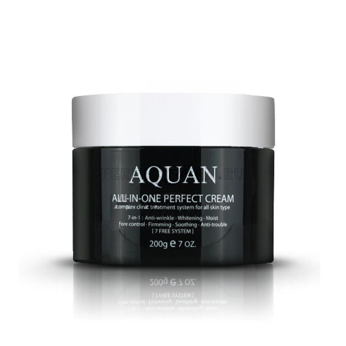 Anskin Aquan All-in-one Perfect Cream