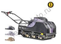 SnowDog Standard  S-R15ME-WR полноразмерный мотобуксировщик с двигателем RATO мощностью 15 л. с.,электростартером и вариатором Сафари
