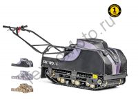 SnowDog Standard S-R15MER-WR полноразмерный мотобуксировщик с двигателем RATO мощностью 15 л. с. вариатором Сафари и редуктором заднего хода