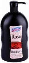 Gallus Жидкое мыло с дозатором Роза 1 л