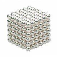 Неокуб Серебро 5 мм 216 шариков