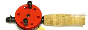 Удилище Grifon Ice Sens-2 38см / шпуля 5.5 см / пробка ICSN382CR