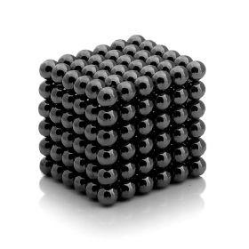 Неокуб черный 5мм 216 шариков