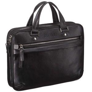 Деловая сумка Brialdi Oxford (Оксфорд) Black