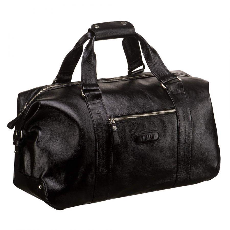 Дорожно-спортивная сумка Brialdi Newcastle (Ньюкасл) shiny black