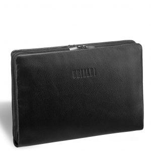 Папка для документов Brialdi Wright (Райт) relief black