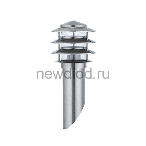 Садово-Парковый Светильник HL205 60Вт E27 220-240V Сталь