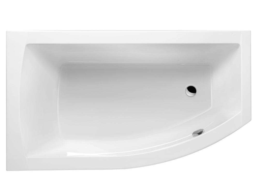 Акриловая Ванна EXCELLENT Magnus 160x95 R/L