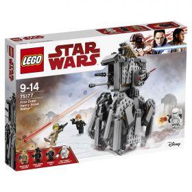 Lego Star Wars 75177 Тяжелый разведывательный шагоход Первого Ордена #