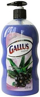Gallus Жидкое мыло Смородина 650 мл