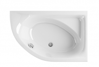 Акриловая ванна EXCELLENT Aquarella 150x100 R/L
