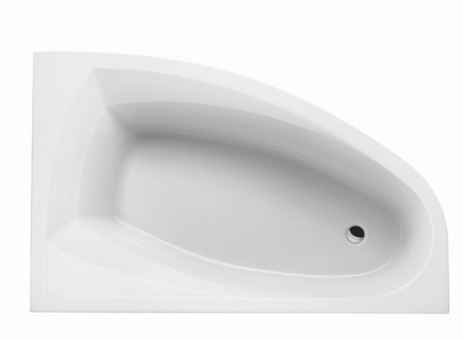 Акриловая ванна EXCELLENT Aquaria Comfort 160x100