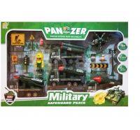 """Набор фигурок """"Panzer Military"""""""