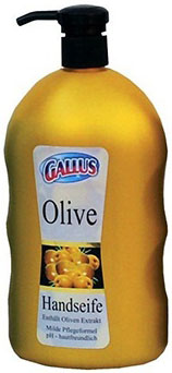 Gallus Жидкое мыло Олива 1 л
