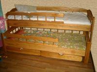 Кровать двухъярусная Скаут-3 №В