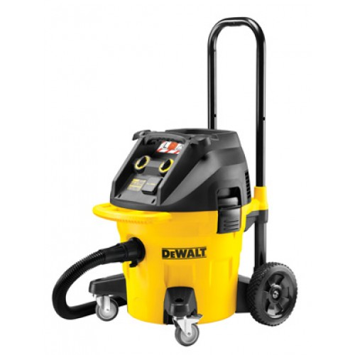 Промышленный пылесос DeWALT DWV902L-QS