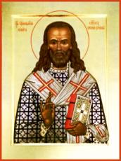 Никита Делекторский (рукописная икона)