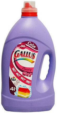 Gallus Гель для стирки универсальный 4 л
