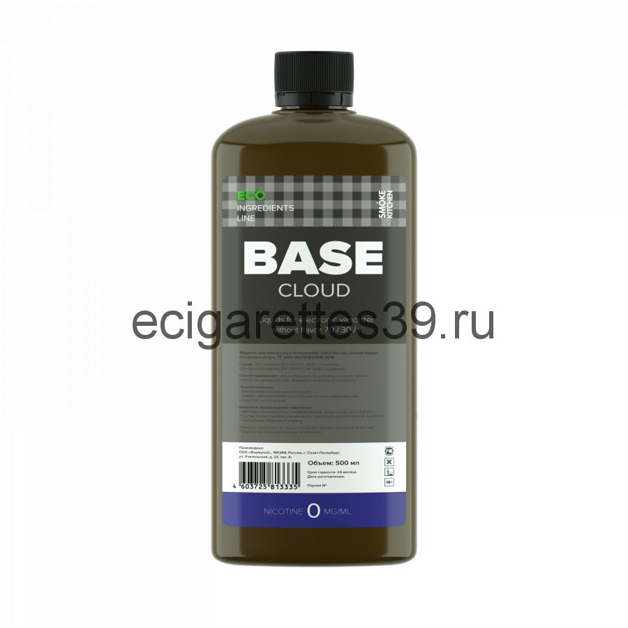 Основа Smoke Kitchen Cloud VG70/PG30 500 мл.