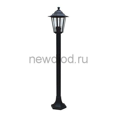 Садово-Парковый Светильник HL270М 60Вт E27 220-240V Черный