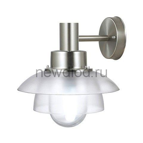 Садово-Парковый Светильник HL217 60Вт E27 220-240V Сталь
